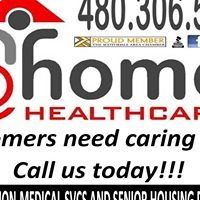 Home Health Care Services - Scottsdale, Phoenix, Glendale - LBN