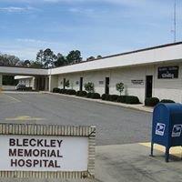 Bleckley Memorial Hospital