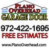 Plano Overhead Garage Door