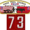 Troop 73 Holliston,MA