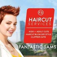 Fantastic Sams Cut & Color - S. Willow St. Manchester