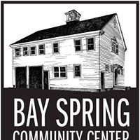 BSCC - Bay Spring Community Center