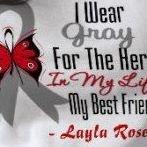 Brain Cancer Awareness-Honoring Layla Rose