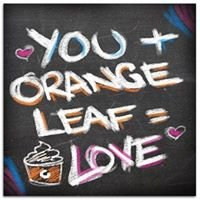 Orange Leaf - Bloomington, IL