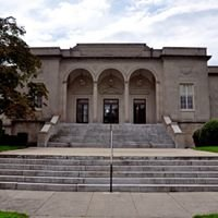 William Hall Library, Cranston Public Library