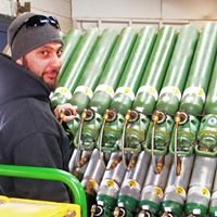 CWS Gases Cranston Welding Supply Co.