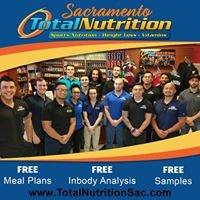 Total Nutrition Sacramento