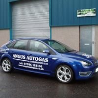 Angus Autogas Conversions Ltd
