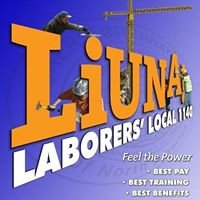 Laborers International Union of North America, Local #1140