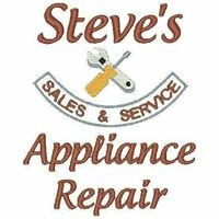 Steve's Appliance Repair     Sales & Service