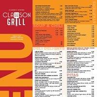 Clawson Grill