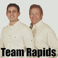 Team Rapids - Clint Corrow & Luke Garner