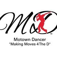Motown Dancer