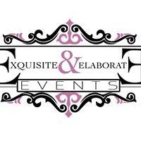 Exquisite & Elaborate Events,LLC