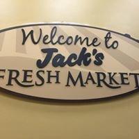 Jacks Fresh Market Manistique