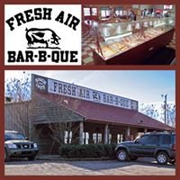 Fresh Air Barbecue-Athens Georgia