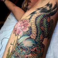 Stevie Moon Tattoo