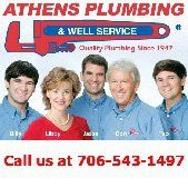 Athens Plumbing & Well Service