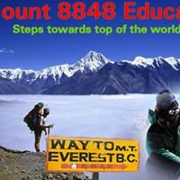 Mount 8848 Education