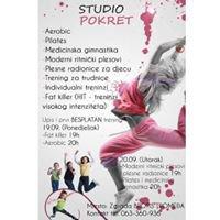 "Studio ,, Pokret"""
