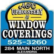 A&C Upholstery and Window Coverings