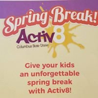 Activ8 Summer Camps (CSU)