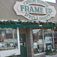 Frame Up custom framing and art gallery