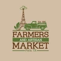 Market Square Farmers Market-Paris Texas