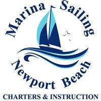 Marina Sailing Newport Beach