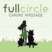 Full Circle Canine Massage