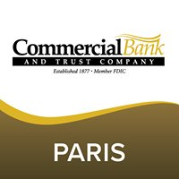 Commercial Bank and Trust - Paris, TN