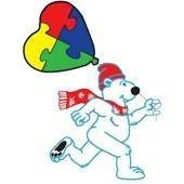 Polar Bear Run Walk for Autism