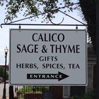 Calico Sage & Thyme