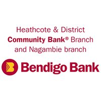Heathcote & District Community Bank Branch and Nagambie Branch