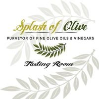 Splash of Olive, Premium Olive Oil & Balsamic Vinegar Tasting Room
