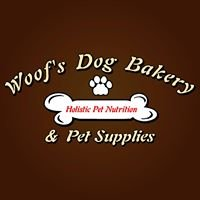Woof's Dog Bakery and Holistic Pet Nutrition Center