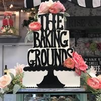 "The Baking Grounds, home of ""I Do"" Cake"