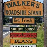 Walker's Roadside Stand