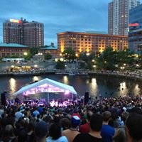 WBRU Summer Concert Series at Waterplace Park