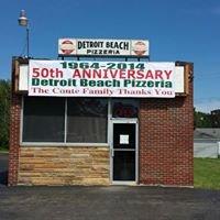 Detroit Beach Restaurant and Pizzeria