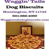 Waggin' Tails Dog Biscuits