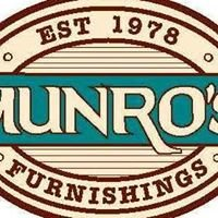 Munro's Furnishings Barrie