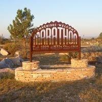 Visit Marathon Texas