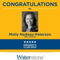 Molly Peterson - Waterstone Mortgage NMLS #308436