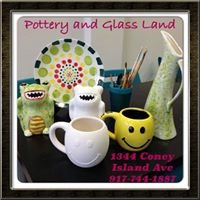 Pottery and Glass Land- Brooklyn
