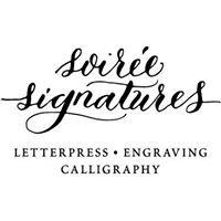 Soiree Signatures Invitation Studio + Calligraphy