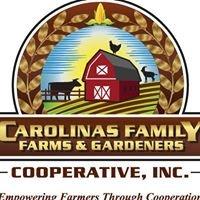 Carolinas Family Farms and Gardeners Cooperative, Inc.