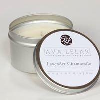 Ava Lelar Candles, Bath & Body
