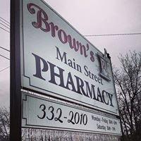Brown's Main Street Pharmacy