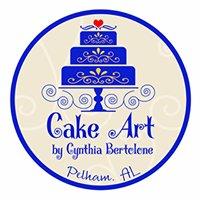 Cake Art by Cynthia Bertolone
